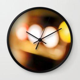 Light #3 Wall Clock