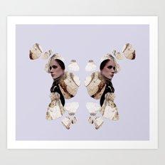 magneta Art Print