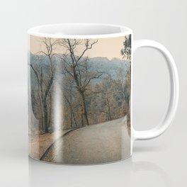 Mountain road. Peneda - Geres National Park, Portugal. Coffee Mug