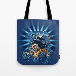 Holy Diver Tote Bag