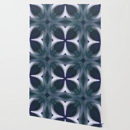 Blue Stars and Bars Wallpaper