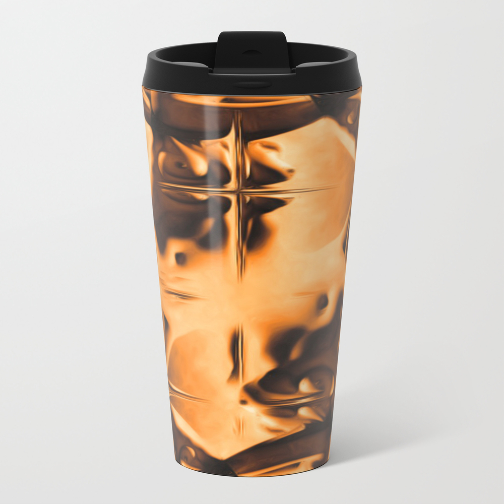 Abstract Breasts Travel Cup TRM8368387