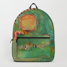 And Then There Were Four Backpack