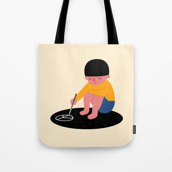 Peace Please Tote Bag