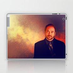 Crowley - Supernatural Laptop & iPad Skin