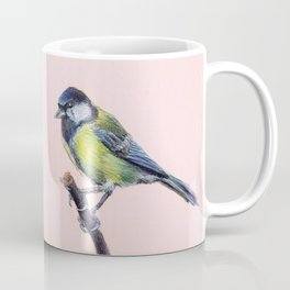 Parus major Coffee Mug