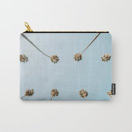 palm trees v Carry-All Pouch