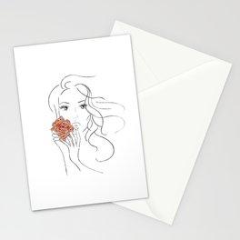 Beauty Blossom Stationery Cards