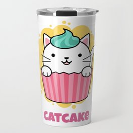 catcake Travel Mug