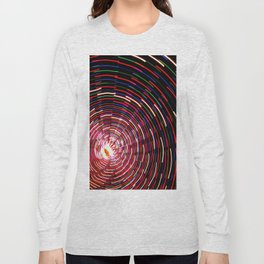 Christmas Lights, part 2 Long Sleeve T-shirt