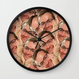 Sweet beautiful boy Wall Clock