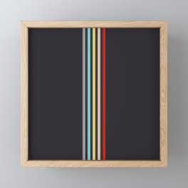 Classic Retro Edimmu Framed Mini Art Print