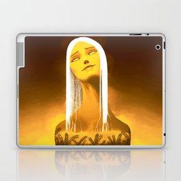 Luminescent Gold Laptop & iPad Skin