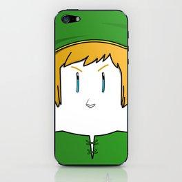 Link - The Legend of Zelda iPhone Skin