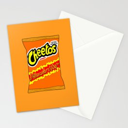 cheetos Stationery Cards