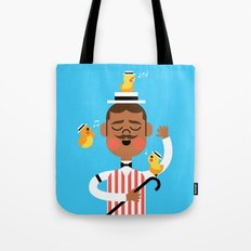 Barbershop Quartet Tote Bag