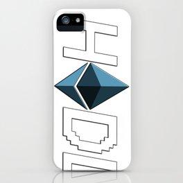 HODL Ethereum iPhone Case