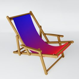 Radiant Ombre Sling Chair