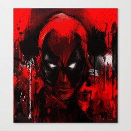 A Anti hero Canvas Print