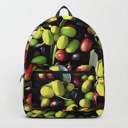 Organic Olives Backpack
