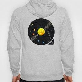 Solar System Vinyl Record Hoody