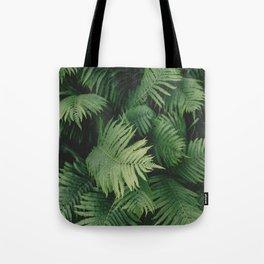 Reaching Ferns Tote Bag