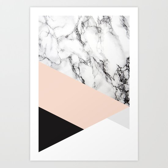 marvella Art Print