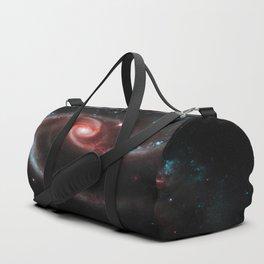 Rose of Galaxies Duffle Bag