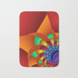 chaotic colors -2- Badematte