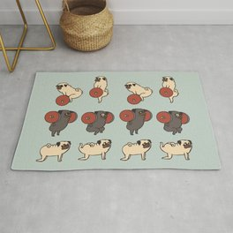 Butt Lift with The Pug Rug