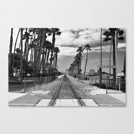 San Clemente, CA Canvas Print