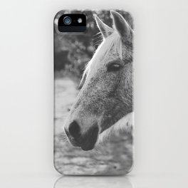 Horse IV _ Photography iPhone Case