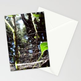 Web of Life Stationery Cards