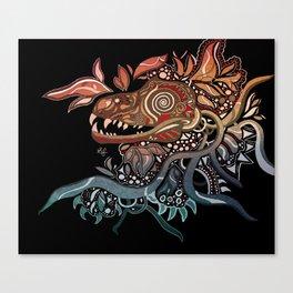 Mindblown Canvas Print