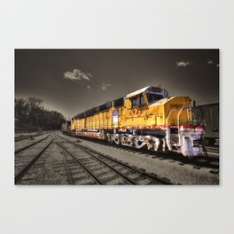 Union Pacific Centennial Canvas Print