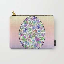 Mosaic Egg Carry-All Pouch