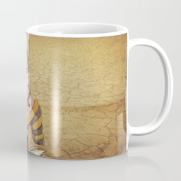 Lady Death's Looking at You Coffee Mug