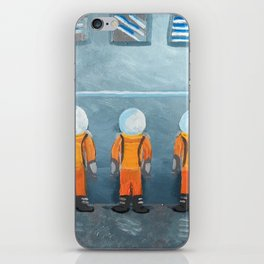 Incarceration Station iPhone Skin