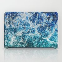 minerals iPad Cases featuring MINERAL MAGIC by Catspaws