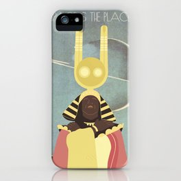 SUN RA: SPACE IS THE PLACE iPhone Case