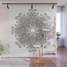Mandala Bohemian Embellishments Medallion Wall Mural
