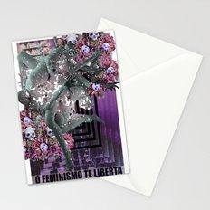 Feminism 2 Stationery Cards