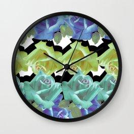 SWEET ROSEY Wall Clock
