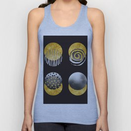 The Fifth Element. Abstract Art. Unisex Tank Top