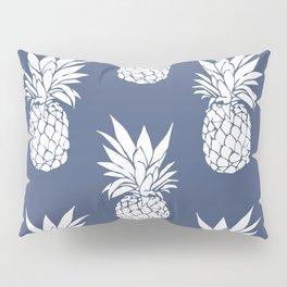 Pineapple Blues Pillow Sham