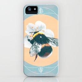 Bumblebee Hurricane iPhone Case