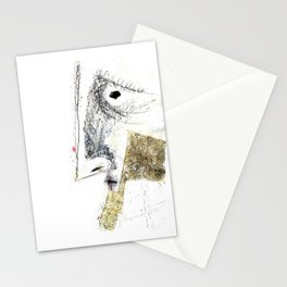 Anxious Abe Stationery Cards