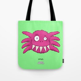 Soft Tooth Tote Bag