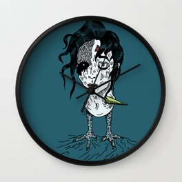 Lost Boy - Wounded Wall Clock