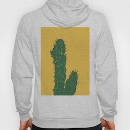 Cactus in Mexico City Hoody